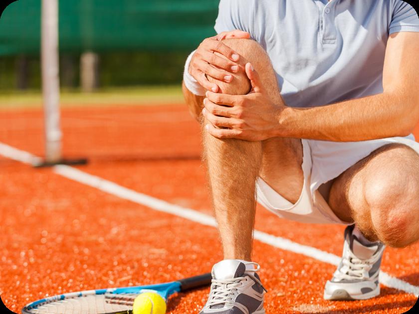 スポーツでおきた怪我や痛みを根本改善したい